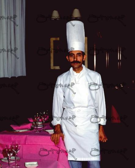 Jefe De Cocina Madrid | Oronoz Leefoto